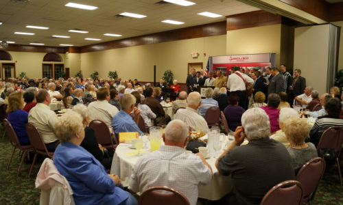 Spring Regional Banquets