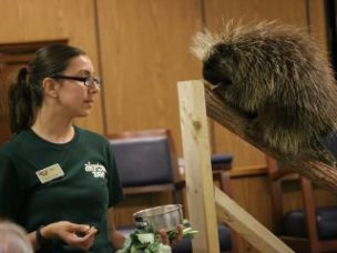 Women's Auxiliary Featuring Akron Zoo at the Mission!